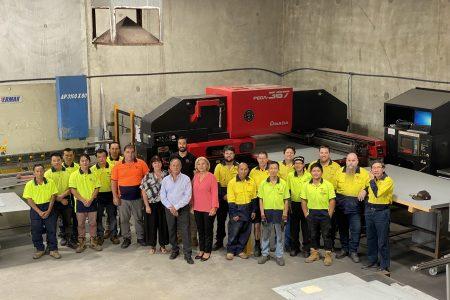 PT Metalwerx Staff